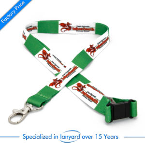 Wholesale Printed Polyester Lanyard Strap Gift pictures & photos
