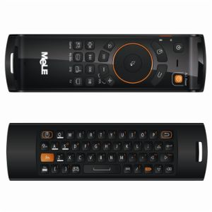 Melo F10 Wireless Air Mouse for Android TV Box with Qwert Keyboard pictures & photos