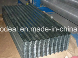 PPGI Color Coated Corrugated Roofing Sheets Coils pictures & photos