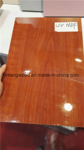 1220*2440mm High Glossy UV MDF pictures & photos