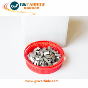Tungsten Carbide Band Saw Tips for Cutting Wood and Low Price pictures & photos