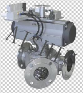 Diverter Valve (For pneumatic conveyance)