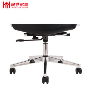 High Back Swivel Leather Office Chair, Meeting Chair. pictures & photos