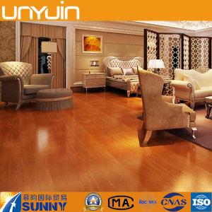 Indoor Wood Grain PVC Flooring / PVC Vinyl Tile pictures & photos