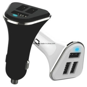 Professional Charger Supplier Provide USB Car Charger 3 Port pictures & photos