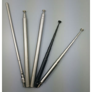 OEM Stainless Steel Color Telescopic Pole for Tour Guide Flag pictures & photos