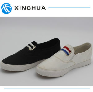 Best Price Casual Canvas Shoes pictures & photos