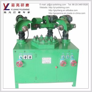 Small Hardwares Automatic Mirror Finish Polishing Machine