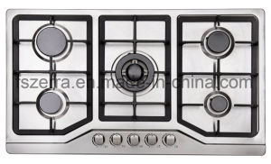 Hot Sell Stainless Steel Built-in Gas Hob Stove Jzs85209 pictures & photos