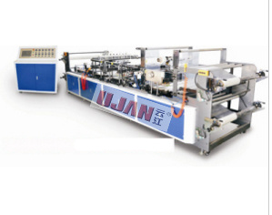 PE Inflatable Air Column Buffer Bag Packing Machine pictures & photos