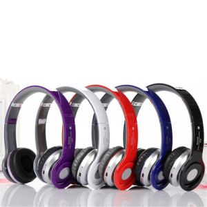 S450 Tablet Earphone Wireless HD Headphones Support TF pictures & photos