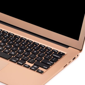 Intel I3-5005u Golden Laptop with 4G RAM 128g SSD pictures & photos