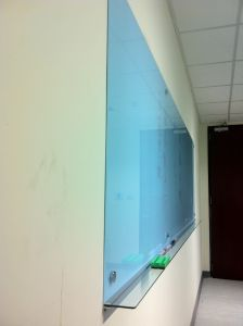 Glass Writing Whiteboard with BS62061981 pictures & photos