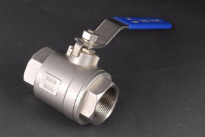 Sanitary Stainless Steel 2PC Ball Valve pictures & photos