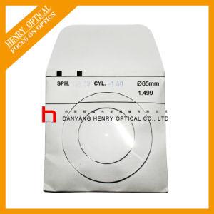 1.499 Lenticular Optical Lens Hc pictures & photos