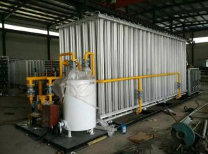 Industrial Gas Skid-Mounted CNG Devices pictures & photos