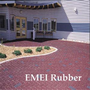 Rubber Garage Tiles/Rubber Garage Bricks/Garage Floor Mat pictures & photos