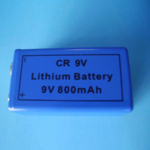 3.0V with 800mAh Capacity Battery Cr9v pictures & photos