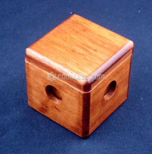 Wooden Box Game-WP1946