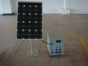 100W Portable Solar Generator Solar Mono Panel pictures & photos