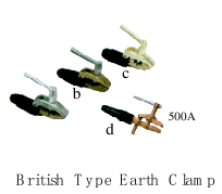 Welding Tools (British Type Earth Clamp for welding) pictures & photos