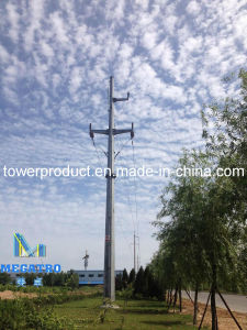 Transmission Poles for Power Transmission and Distribution (MGP-TP006) pictures & photos
