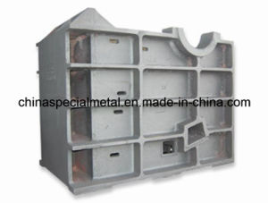 Resin Sand Cast Crusher Framework for Impact Crusher