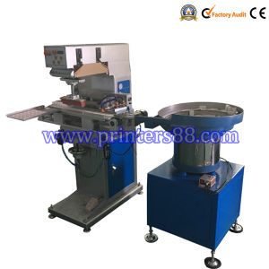 One Color Eraser Automatic Pad Printing Machine pictures & photos
