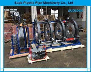 Sud800h Polyethylene Pipe Hot Melt Welding Machine pictures & photos