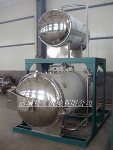 LG900*1800 Model Spraying Type Canned Food Retort