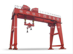 Goliath Cranes pictures & photos
