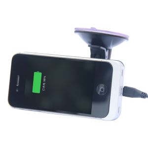 Newest Fashion Wireless Car Charger for Mobile Phone, Qi Standard pictures & photos