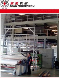 Jw- Spunbond Non-Woven Production Line with Steel Platform pictures & photos