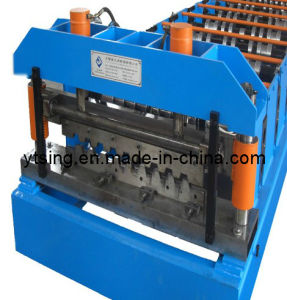 Automatic Metal Deck Roll Forming Machine (YD-0090)