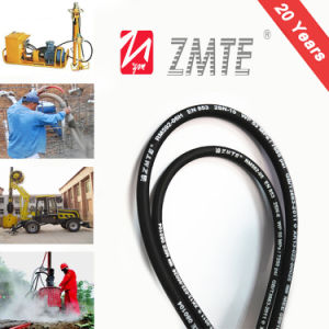 Steel Wire Braid Hydraulic Rubber 2st Mining Hose pictures & photos