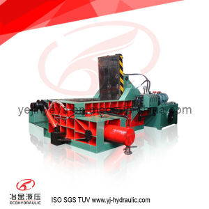 Horizontal Scrap Metal Baler for Sale (YDF-160A) pictures & photos