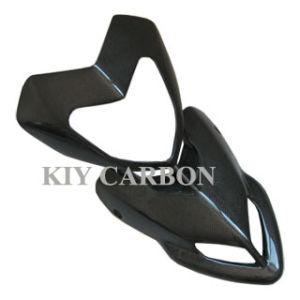 Carbon Fiber Upper Fairings for Ducati Hypermotard 1100 /1100 S pictures & photos