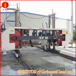 Rfx Mj3709 Horizontal Hard Wood Sawing Band Saw pictures & photos