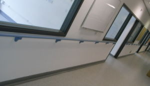 PVC Handrail for Hospital (KY-401)