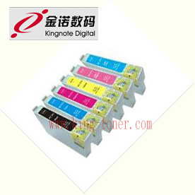 Ink Cartridges Compatible for Epson T0801/ 2/ 3/ 4/ 5/ 6