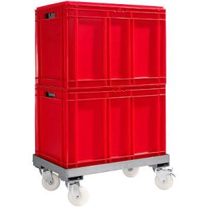 Multifunction Box Trailers with Pallets and Containers (881959)
