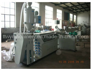 Plastic HDPE Water Pipe Extrusion Production Line pictures & photos