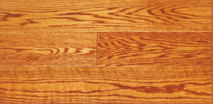 Red Oak Engineered Wood Flooring with Wheat Color pictures & photos