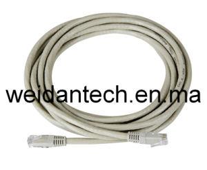 Telecom Grade CAT6 UTP RJ45 Network Patch Cable pictures & photos