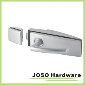 Interior Glass Door Lock Fitting (GDL020D-2) pictures & photos