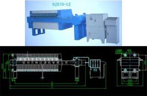 Plate and Frame Filter Press (BAM/870UBK)