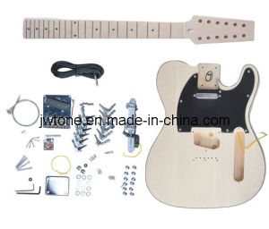 Quality 6string 12string Unfinished Tele Electric Guitar pictures & photos