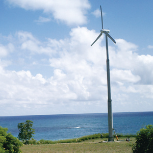 CE Approved 20k Vertical Wind Power Generator (FD12.0-20000)