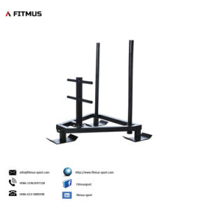 Prowler Sled Weight Sled Power Sled Sled Push Prowler Gym Equipment Push Sled Workout Sled Pull Prowler Gym Pull Sled Football Push Sled Weightlifting Sled pictures & photos