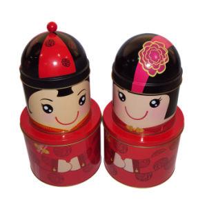 Festival Tin Box for Promotion Gift (DL-ST-0010)